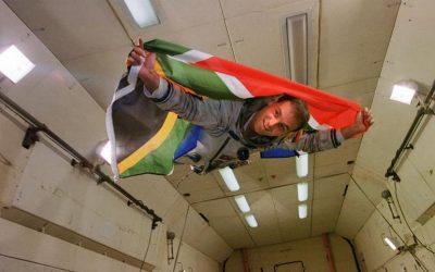 Cómo Mark Shuttleworth se convirtió en el primer africano en el espacio y lanzó una revolución de software