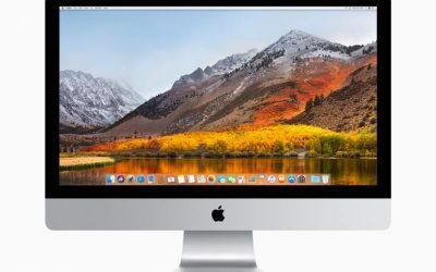 Cómo descargar macOS High Sierra y qué Macs son compatibles