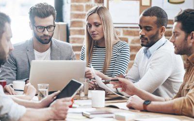 Cómo las oficinas inteligentes del futuro pueden hacer que las empresas sean más inteligentes