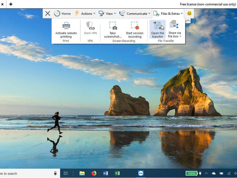 Cómo acceder de forma remota a cualquier PC utilizando TeamViewer