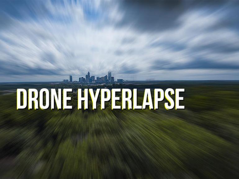 Cómo crear un video hiperlapso con su dron