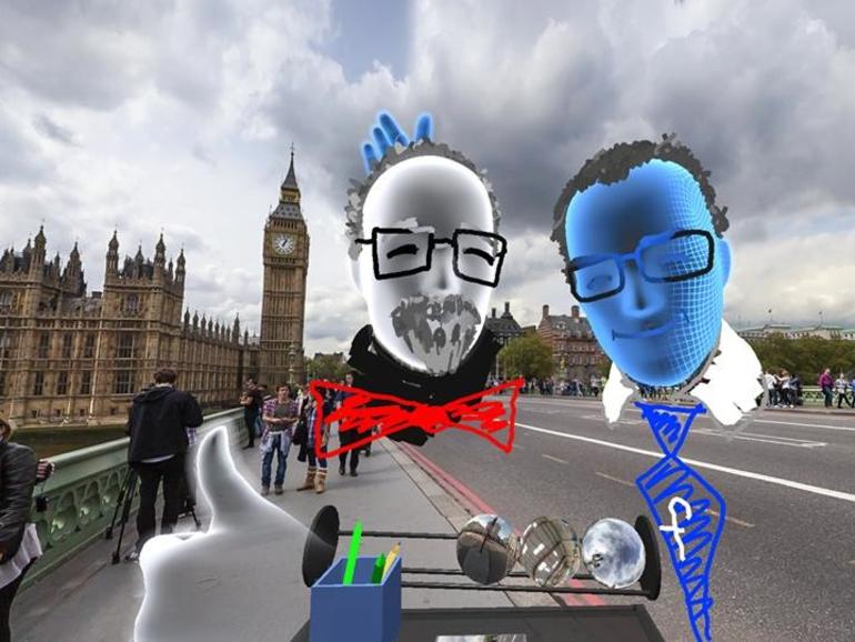 Cómo ve Facebook el futuro de la realidad social virtual
