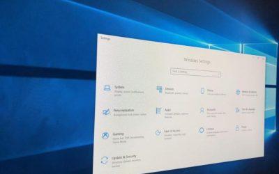 Cómo administrar las fuentes con la actualización de Windows 10 April 2019