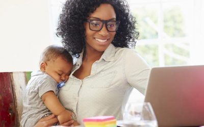 Cómo los»retornos» pueden hacer que las madres que trabajan vuelvan a la tecnología