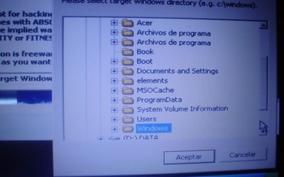 ¿Cómo recuperar archivos en XP PROF OS protegidos por contraseña creados por virus?